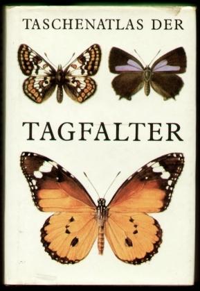 Moucha, Josef: Taschenatlas der Tagfalter. Illustriert von V. Choc.