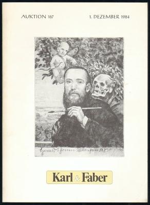 Thoma, Hans - Karl & Faber: Hans Thoma. Ölbilder, Aquarelle, Zeichnungen und Graphik aus der Sammlung von Paul B. Diezel, Pforzheim.