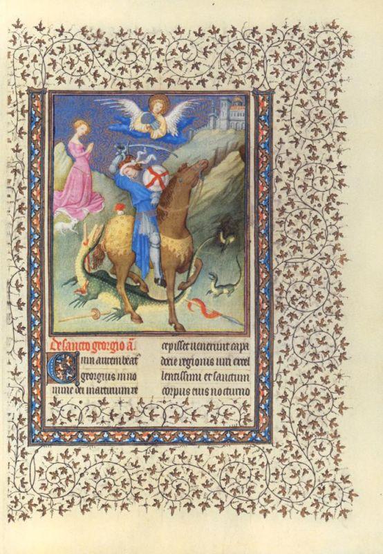 Das schöne Stundenbuch des Herzogs von Berry. Einleitung von James J. [Joseph] Rorimer. (Aus dem Englischen übersetzt von Hans Jürgen Hansen).