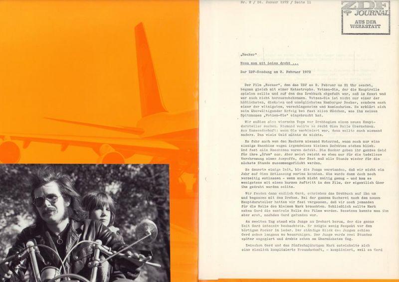 The Hans-Juergen Modschiedler Picture-Book. [Privatmappe].