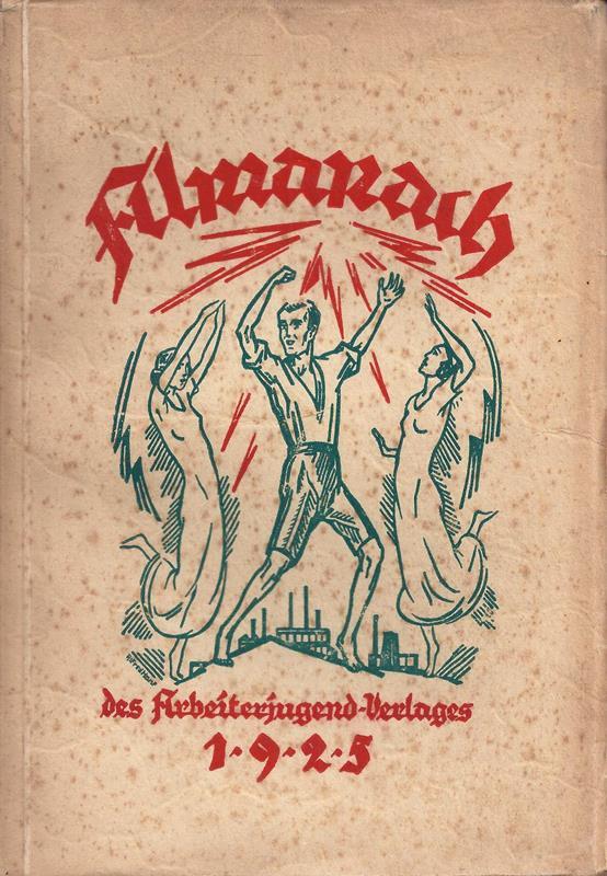 Almanach des Arbeiterjugend-Verlags AJV.