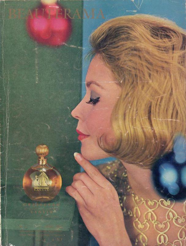 Beauterama. Revue de diffusion de la beauté et de l'élégance. NOEL 1960, No.3.