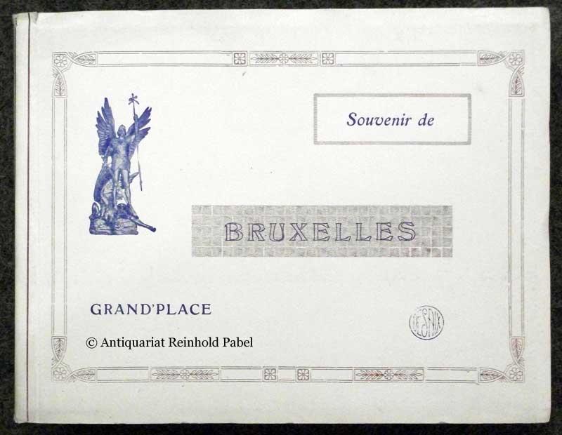 Souvenir de Bruxelles. Grand'Place.