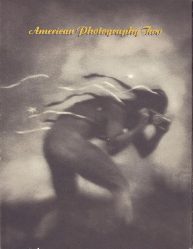 Booth-Clibborn, Edward (Hrsg.). American Photography Two. The second annual of American editorial, advertising and poster, book, promotion and unpublished photography.