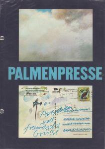 Palmenpresse-Ansichten voll freundlicher Grüsse. (Umschlagtitel).