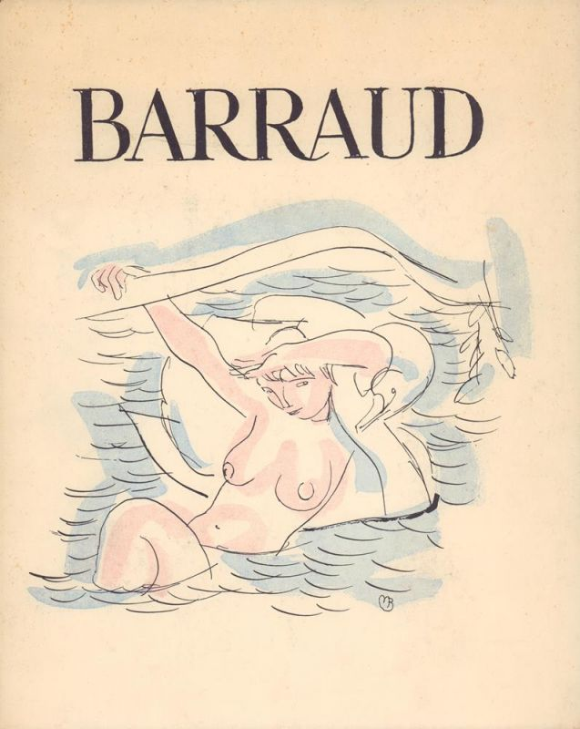 Barraud, Maurice. -. Maurice Barraud. 8 reproductions.