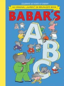 Brunhoff, Laurent de. Babar's ABC.