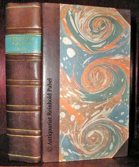 Cronegk, Johann Friederich von. Sämtliche Schriften. 2 Bde. in 1. (Mit einer Vorrede hrsg. von [Johann Peter Uz]).