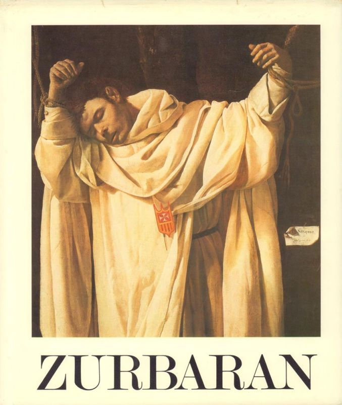 Zurbaran. 1598-1664. Biography and critical analysis. Catalogue of the works by José Gudiol. (English translation).