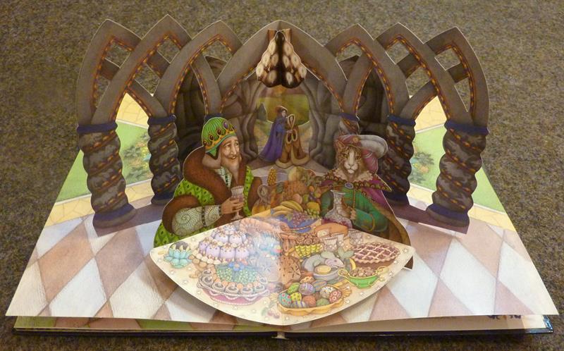 Das Märchen vom gestiefelten Kater. [Illustriert von] Nicola Bayley.