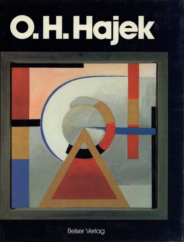 Hajek, Otto Herbert. -. O. H. Hajek. Die Durchdringung des Lebens mit Kunst. (Hrsg. vom Archiv für Bildende Kunst im Germanischen Nationalmuseum, Nürnberg).