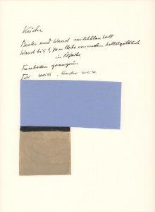 Erich Heckel - ein Farbmusterbuch für Walter Gramatté. Hrsg. und mit einem Beitrag von Cornelia Stabenow. (Transl. by Howard Fine).