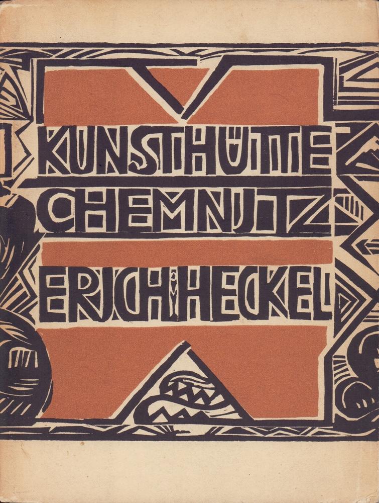 Erich Heckel. [Katalog zur Ausstellung Kunsthütte Chemnitz, 18. März bis 30. April 1931]. 0