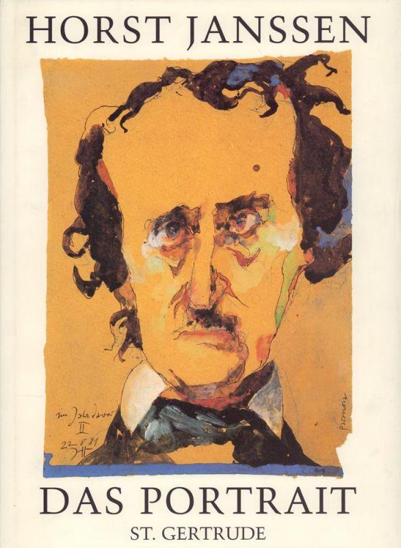 Das Portrait. Eine Auswahl 1945 bis 1994. Mit e. Vorwort v. Manfred Osten und biographischen Notizen zu den Dargestellten von Gerhard Schack. 0