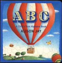 Jay, Alison. ABC. A Child's First Alphabet Book.