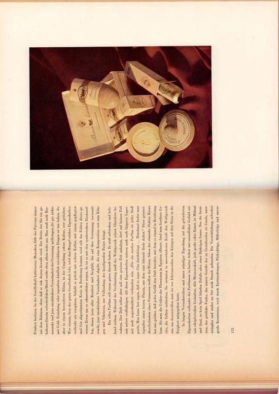 Lerner, Franz. Diener der Schönheit. Gedenkblätter zum 150jährigen Bestehen des Hauses J. G. Mouson & Co., Frankfurt am Main, 1798-1948.