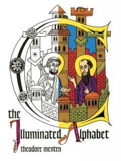 Menten, Theodore.. The Illuminated Alphabet Coloring Book.