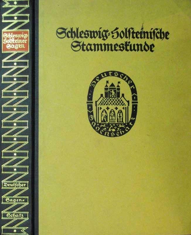 Meyer, Gustav Fr. [Friedrich]. Schleswig-Holsteiner Sagen. (Hrsg. von Paul Zaunert).