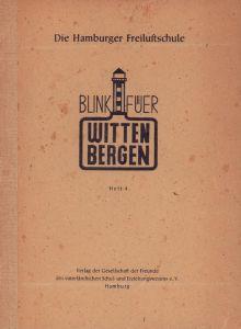 Die Landschaft um Rissen. Hrsg. im Auftrag des Vereins für Ferienwohlfahrtsbestrebungen.