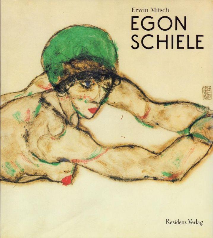 Egon Schiele. 1890-1918. (Hrsg.: Graphische Sammlung Albertina, Österreichische Galerie).