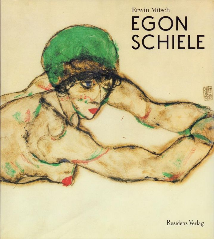 Mitsch, Erwin. Egon Schiele. 1890-1918. (Hrsg.: Graphische Sammlung Albertina, Österreichische Galerie).