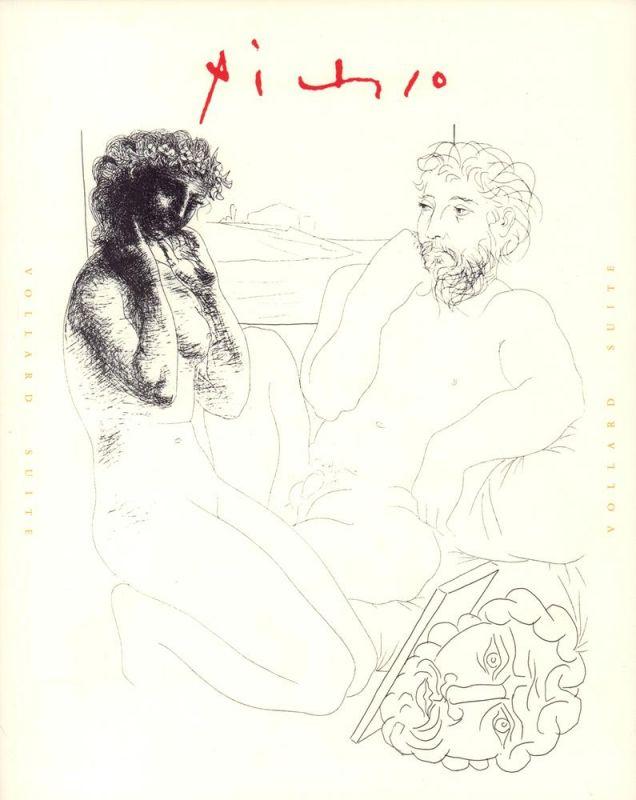 Picasso, Pablo. -. Picasso: Vollard suite. The Instituto de Credito Oficial Collection. (First [1.] edition).