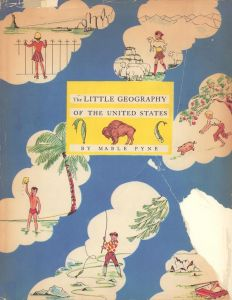 The little geography of United States. Illustrated by the author.
