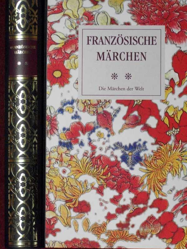 Französische Märchen. BAND 2 (von 2) apart: Volksmärchen des 19. u. 20. Jahrhunderts. (Übersetzt von Felix Karlinger, Ernst Tegethoff u.a.). (Lizenzausgabe).
