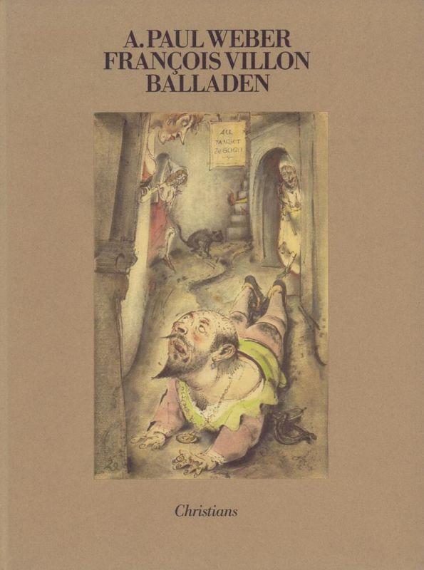 Balladen. (Aus dem Franz. von Walter Widmer u. Ernst Stimmel). Hrsg. u. mit einem Nachwort von Günther Nicolin.