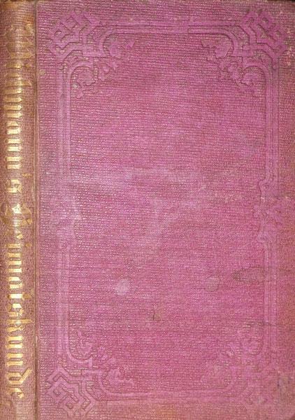 Wichmann, E. H. [Ernst Heinrich] (Hrsg.). Heimatskunde. Topographische, historische und statistische Beschreibung von Hamburg und der Vorstadt St. Georg.