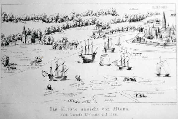 Geschichte Altona's. Unter Mitwirkung eines Kenners der vaterstädtischen Geschichte [Röper] hrsg.