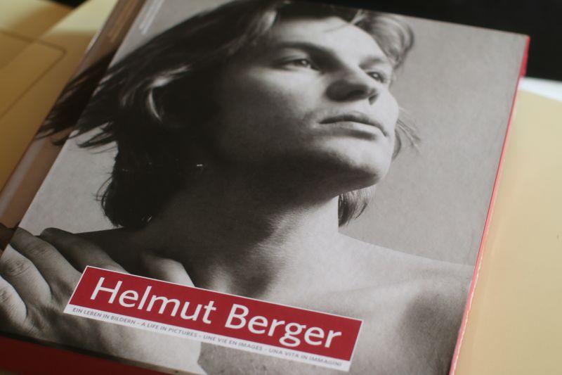 Helmut Berger -Ein Leben in Bildern- Signiert und Limitiert Nr.581