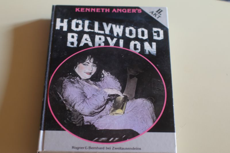 Kenneth Anger Hollywood Babylon II.Akt