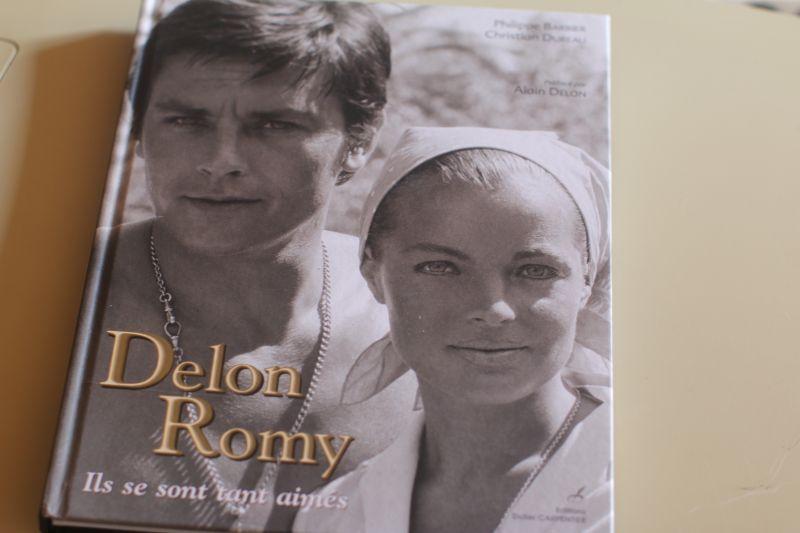 Philippe Barbier - Delon Romy - Ils se sont tant aimes
