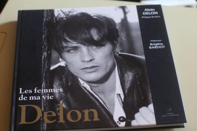 Philippe Barbier - Alain Delon - Les femmes de ma vie