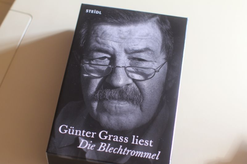 Günter Grass liest Die Blechtrommel 23 CDs Steidl Verlag 2009