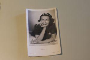Alte Autogrammkarte von Ilse Werner (Film.Foto.Verlag)