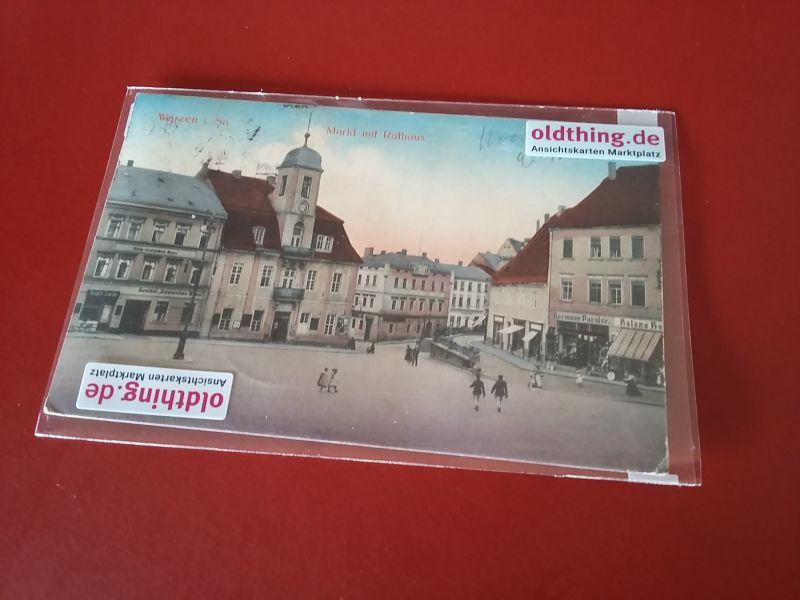 100 Schutzhüllen für alte Ansichtskarten 1