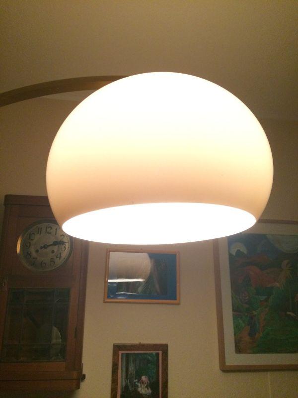 Vintage Designer Stehlampe H. Guzzini 4