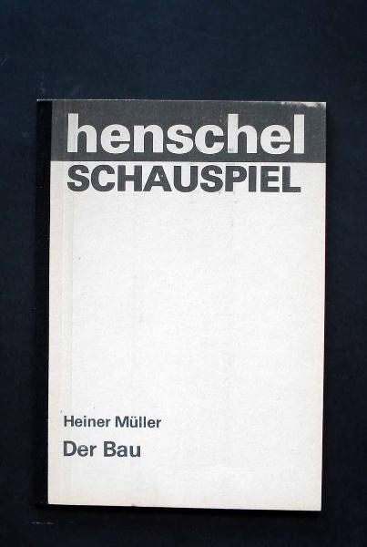 Heiner Müller: Die Schlacht. - Bühnenmanuskript.
