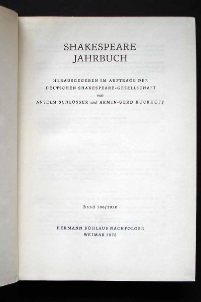 Heiner Müller: Die Gestaltung des Volkes in Shakespeares Historien-Dramen, untersucht am Beispiel Heinrichs VI.
