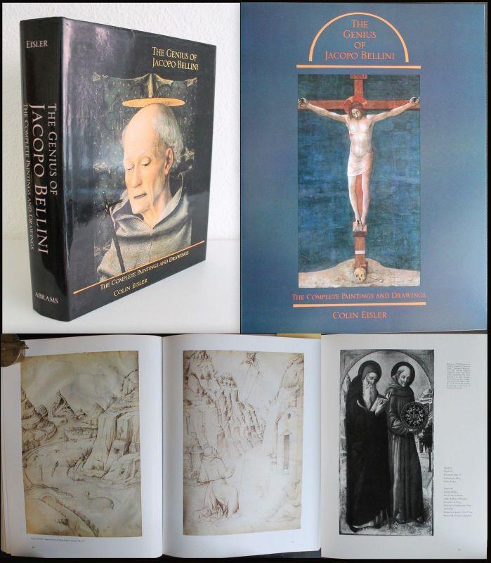 Eisler The Genius of Jacopo Bellini 1989 The Complete Paintings & Drawings xz