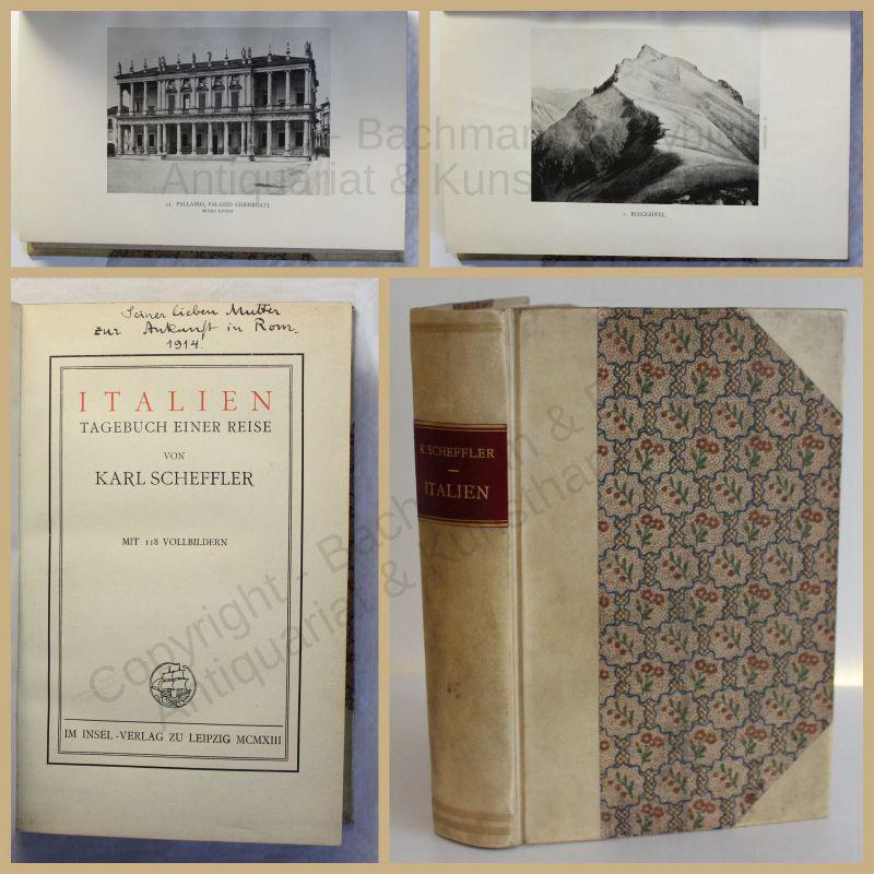 Scheffler Karl Talente Nr 13372 Oldthing Literatur Belletristik