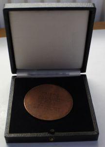 Medaille Stadt Lützen 700 Jahre 1969 Kupfer Deutschland Sachsen-Anhalt sf