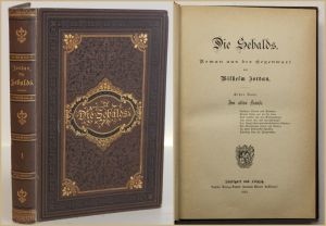 Jordan Die Sebalds Roman aus der Vergangenheit 1885 1 Bd Belletristik sf