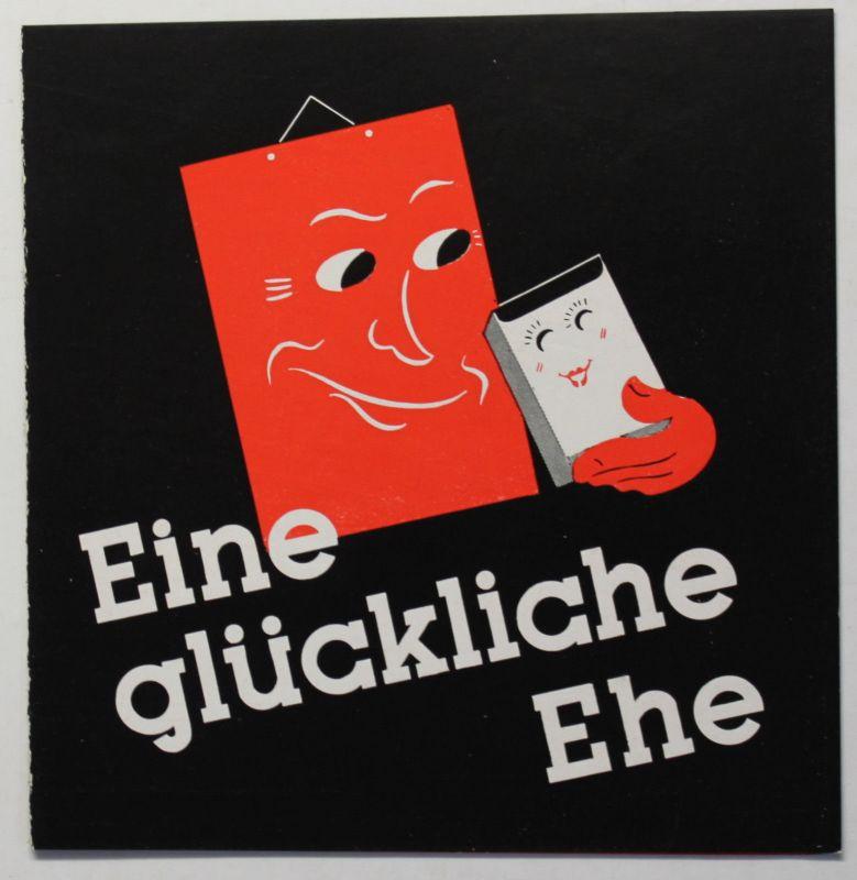 Original Prospekt Glocken-Kalender