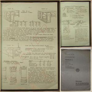 Original Katalog von Höpner & Co. Werkzeuge für die Holzbearbeitung um 1930 sf