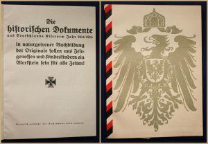 Die historischen Dokumente aus Deutschlands eisernem Jahr 1914/15 Geschichte sf