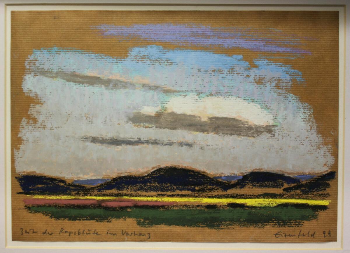 Eisenfeld, Ulrich - Pastell