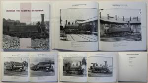 Saluz Historische Fotos aus der Welt der Eisenbahn Sammlung Trechsel 1993 Bilder